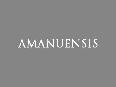 Amanuensis