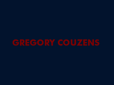 Gregory Couzens