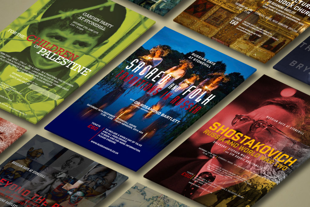 Michael Webster | Graphic Design and Web site Design | Cumbria | Stonehill House